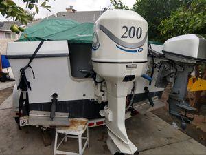 1982 Sea Ox 23 cuddy for Sale in Garden Grove, CA