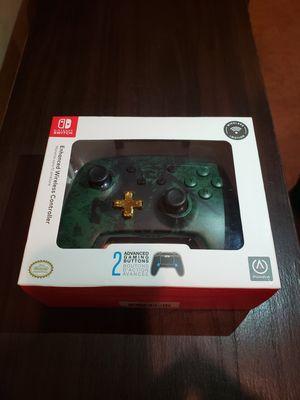 Nintendo Switch Advanced Bluetooth Controller Zelda for Sale in Surprise, AZ