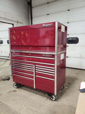 "Snap-on toolbox 60"" Epiq series tool box/workcenter for Sale in Stoughton, MA"