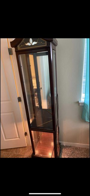 Curio Cabinet for Sale in DuPont, WA