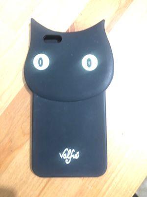 Black cat iPhone 6 Plus case for Sale in Inglewood, CA