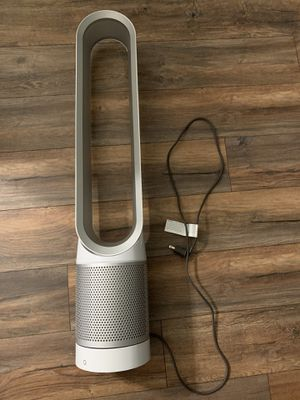Dyson AM11 Pure Cool™ tower (White/Silver) for Sale in Honolulu, HI