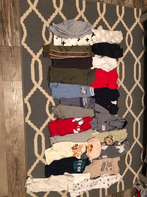 Baby boy fall/winter clothes for Sale in Murfreesboro, TN
