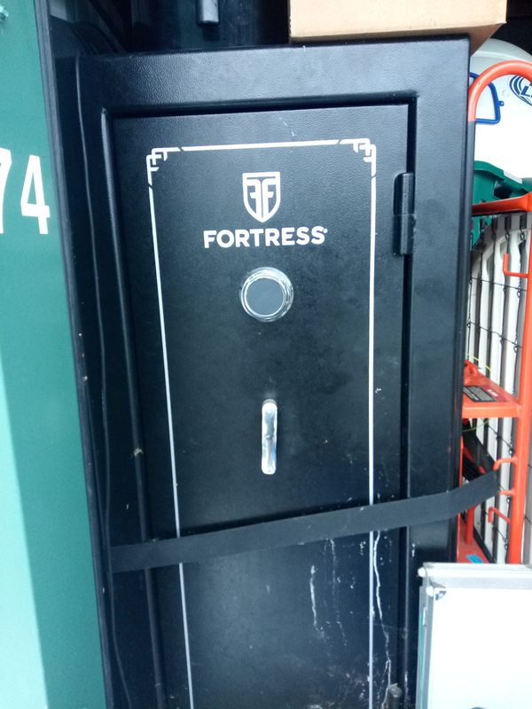 Fortress safe large was 800 new I'll take 350