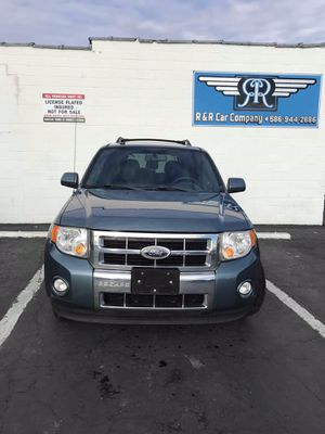 2010 Ford Escape for Sale in Clinton Township, MI