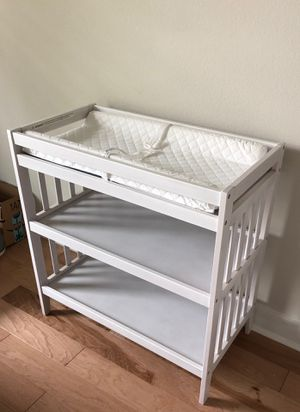 Changing table. Perfect condition! Plus two covers for the changing pad. Everything is immaculate. Barely used for Sale in Austin, TX