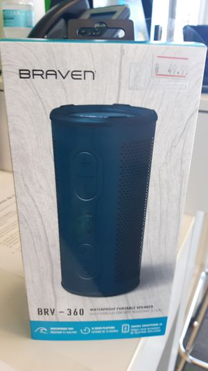 Braven altavoz flotante impermeable bluetooth for Sale in Wichita Falls, TX