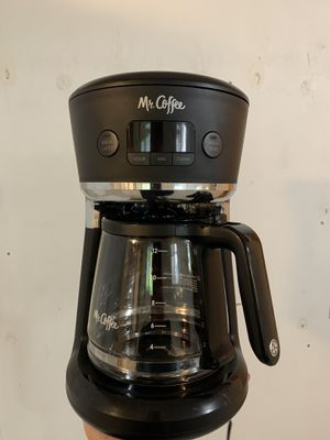 Mr.Coffee 12 cups coffee maker. for Sale in Chelsea, MA