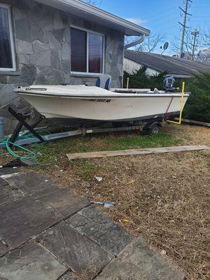 Tengo titulo dela traila y de el bote for Sale in Takoma Park, MD