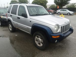 2003 Jeep Liberty 4x4 Limited Fully Loaded for Sale in Bowie, MD
