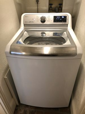 LG washer dryer set - great shape great price! for Sale in Fort Lauderdale, FL