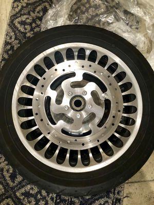 Harley Davidson wheels and tires for Sale in Shenandoah, VA