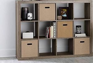 New!! organizer, bookcase, bookshelves, storage unit, console, 12 cube organizer, TV stand, lamp stand, living room furniture, entrance furniture , for Sale in Phoenix, AZ