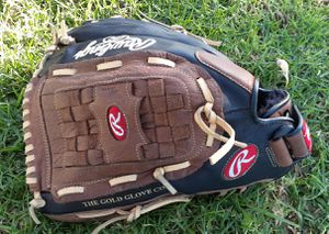 "14"" lefty adult ball glove for Sale in San Diego, CA"