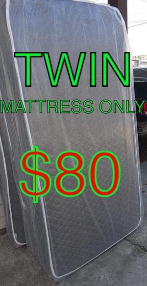 Twin mattress only for Sale in El Segundo, CA