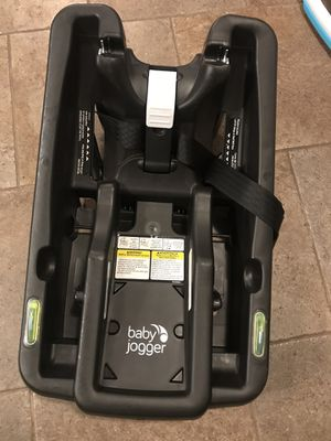 Baby jogger car seat base (2available) for Sale in Cambridge, MA