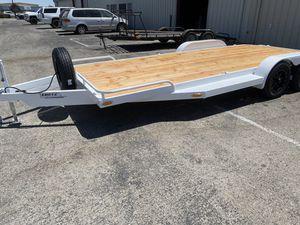 ERETZ 8.5x20 car trailer for Sale in Hesperia, CA