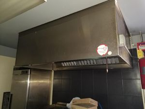 Kitchen Hood w/ Lighting and ANSUL System for Sale in Chicago, IL
