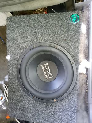 Polk Audio car audio for Sale in Hapeville, GA