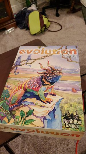 Evolution board game for Sale in Lutz, FL