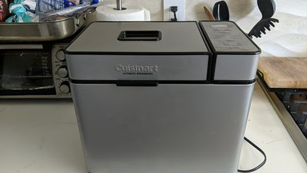 Cuisinart bread maker, barely used for Sale in Sunnyvale,  CA