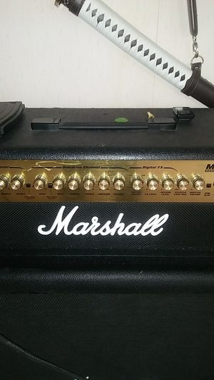 Marshall mg100hdfx head for Sale in Hartford, CT