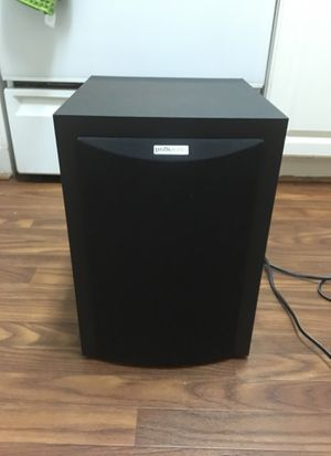 Polk Audio Subwoofer Model RM6750 for Sale in Mauldin, SC