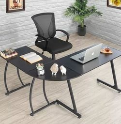 Brand new L shaped desk, Home office desk, Gaming desk, Writing desk, Computer desk. for Sale in Fort Lauderdale,  FL