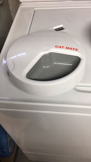 Cat Mate C300 auto feeder for Sale in River Vale, NJ