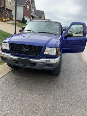 03 ford ranger 4.0 4x4 for Sale in Nashville, TN
