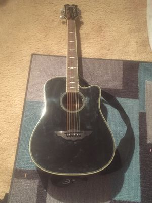 Kids guitar with guitar bag for Sale in Kennewick, WA