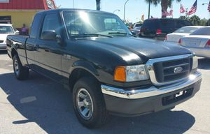 2005 Ford Ranger Negro for Sale in Orlando, FL