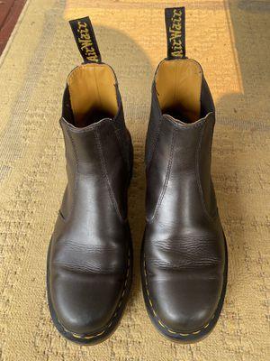 Doc Martens Chelsea boots, black, 12 M US for Sale in Kirkland, WA