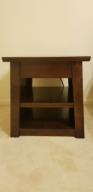 Solid wood Corner tables for Sale in Quincy, IL