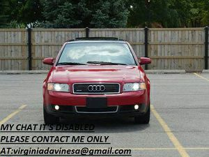 2003 AUDI A4 SLINE AUTOMATIC for Sale in Houston, TX