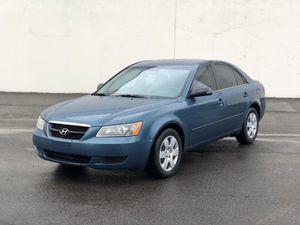 2007 Hyundai Sonata for Sale in Tacoma, WA