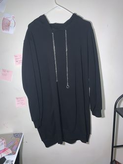Forever 21 Chained-Hooded Tunic for Sale in Silver Spring,  MD