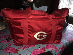 Cincinnati Reds Soft Cooler for Sale in Columbus, OH