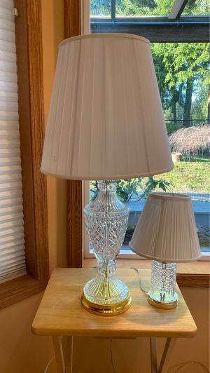 Glass Lamp for Sale in Maple Valley, WA