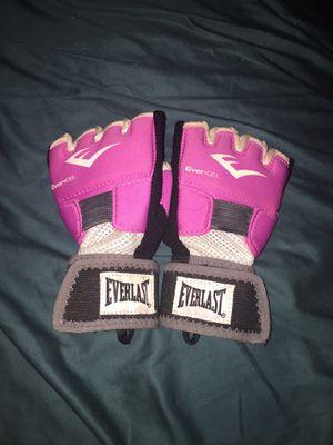 Everlast Gel Boxing Gloves for Sale in Houston, TX