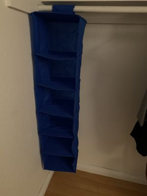 Shoe organizer for closet for Sale in Los Angeles, CA