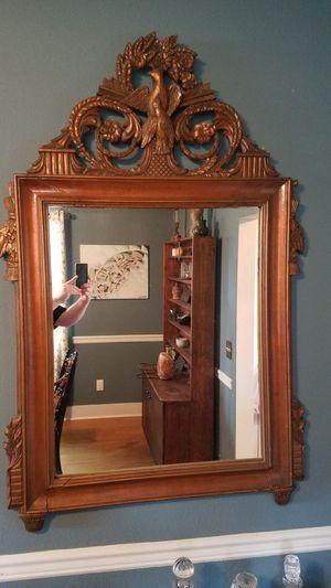Ornate carved mirror. for Sale in Jacksonville, FL