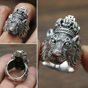 Silver Stainless Steel Masonic Biker Lion Ring. Brand new for Sale in Panama City Beach, FL
