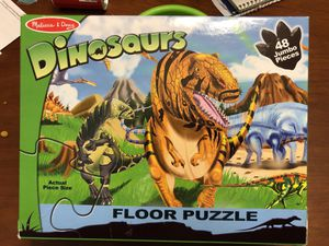 Dinosaur Puzzle for Sale in Leesburg, VA