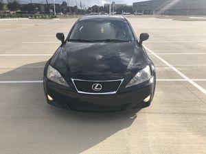 2007 Lexus IS 250 for Sale in Houston, TX