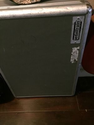 Pedaltrain and case for Sale in Modesto, CA