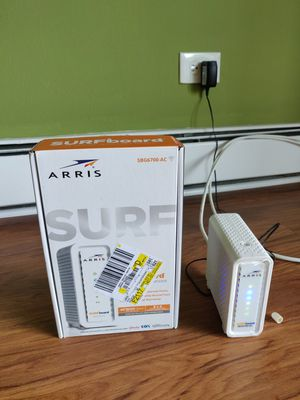 Arris router/modem for Sale in Mount Prospect, IL