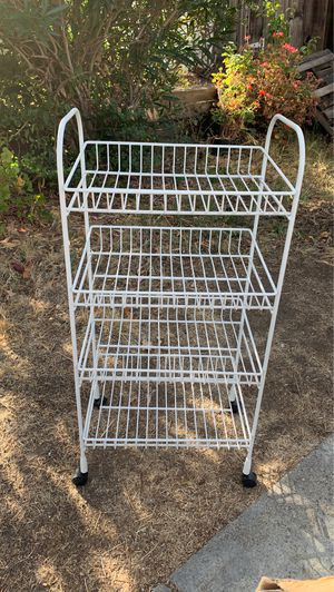 Rolling cart for Sale in San Jose, CA