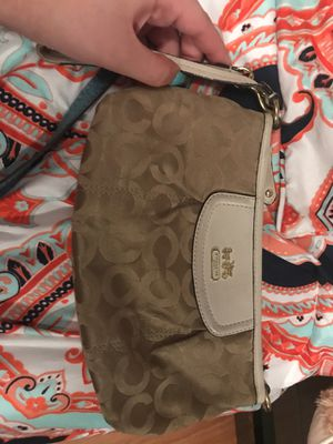 Coach wristlet for Sale in Annandale, VA