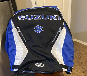 Suzuki motorcycle jacket for Sale in Buckeye, AZ